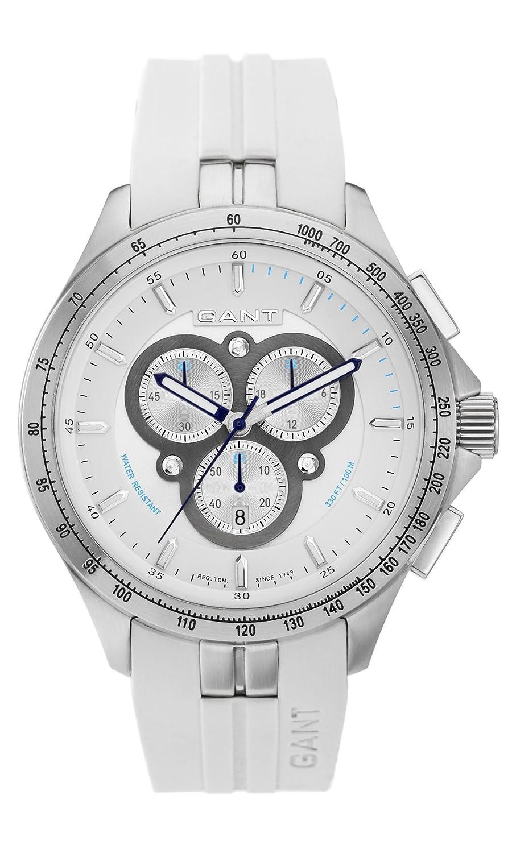 GANT Herren-Armbanduhr XL Analog Quarz Plastik W10855
