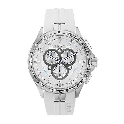 ab6523564636 Gant Watches – Reloj analógico de cuarzo para hombre con correa de caucho