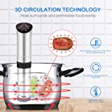 JEFAL Sous Vide Circulator 1000 Watts with