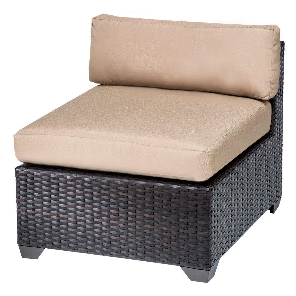 Outdoor wicker patio furniture - Amazon Com Premier 7 Piece Outdoor Wicker Patio Furniture Set 07a Patio Lawn Garden
