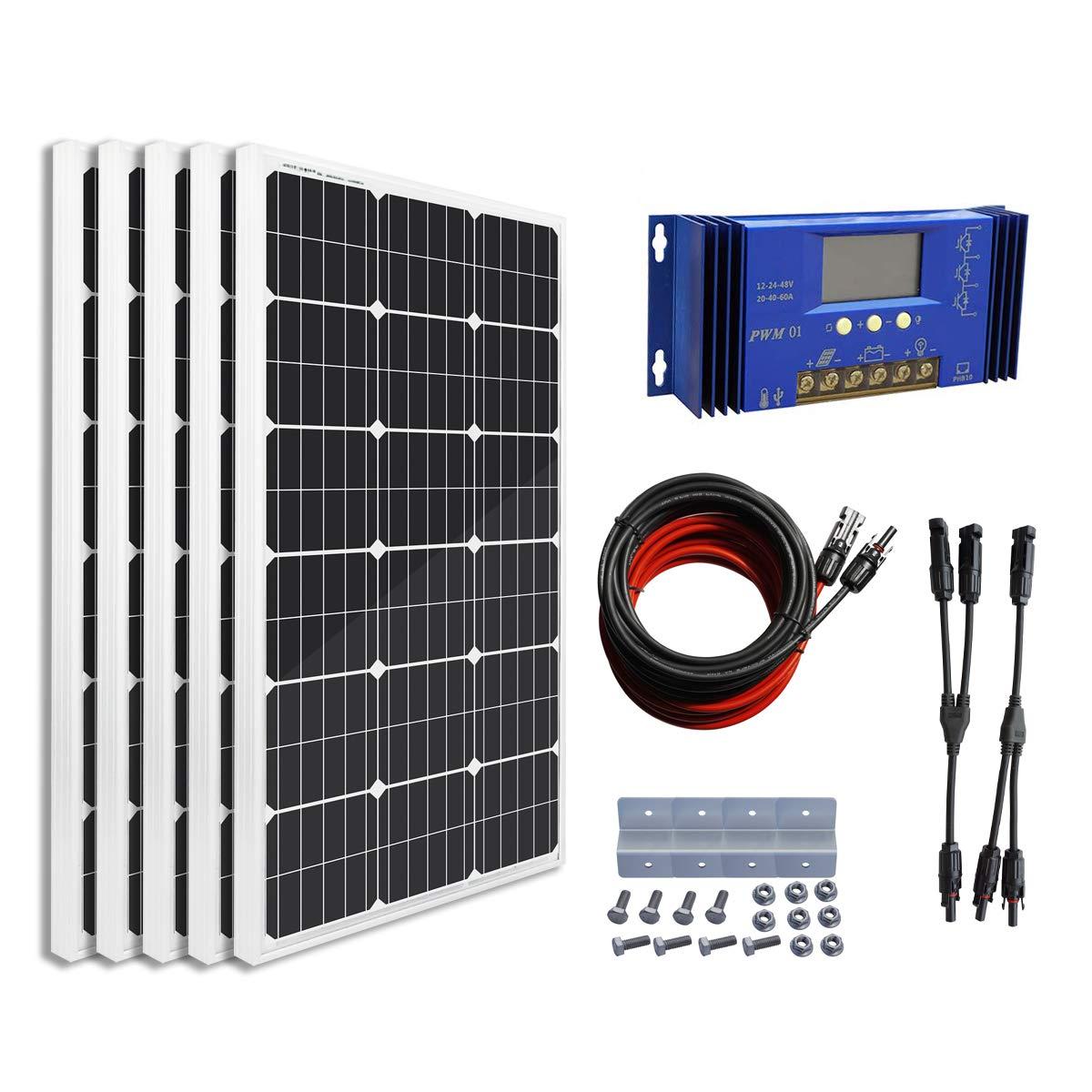 Eco Worthy Solar Kit 500Watts