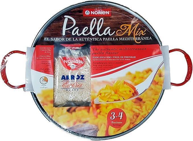 Nomen Pack Paellera - 1500 gr: Amazon.es: Alimentación y bebidas