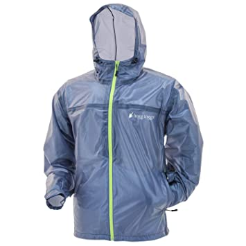 Amazon.com: Frogg Toggs Xtreme Lite - Chaqueta impermeable ...