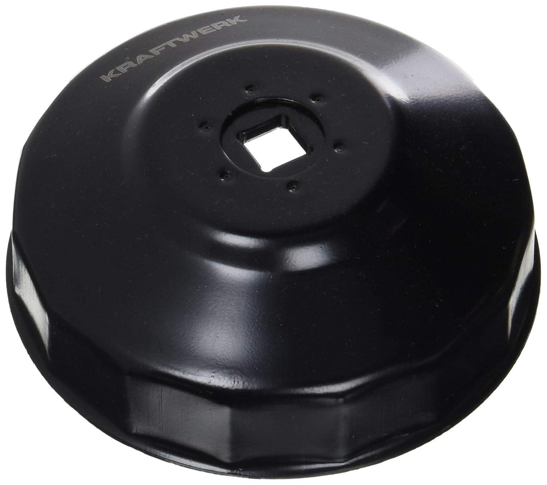 KRAFTWERK 30619-95x15 Cazoleta filtro de aceite 95x15