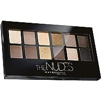 Maybelline New York - Palettes Fard à Paupières The Nudes