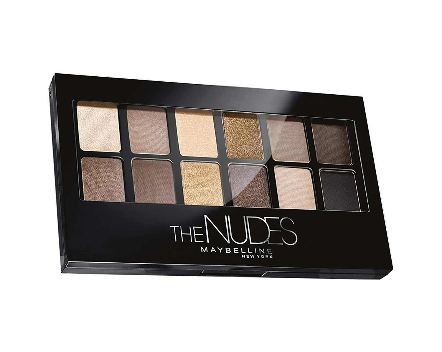 Maybelline Eye Shadow Palette Blushed Nudes L'Oreal 3600531293178