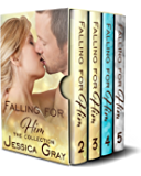 Falling For Him Series Boxed Set Volumes 2 - 5