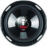BOSS AUDIO BG300 P156DVC 2500 Watt, 15 Inch, Dual 4 Ohm Voice Coil Car Subwoofer
