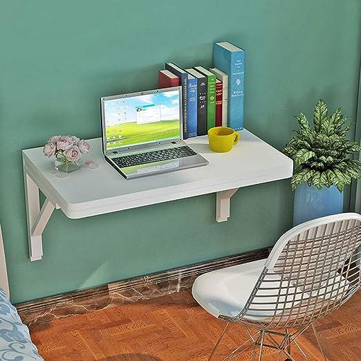 Mesa de escritorio de la pared Escritorio de la oficina en casa ...