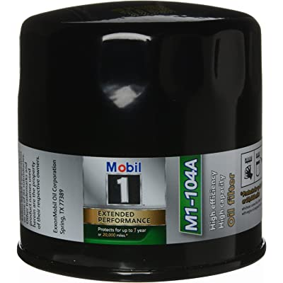 Mobil 1 M1-104A Extended Performance Oil Filter: Automotive