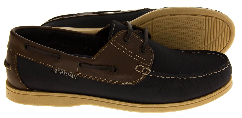 Chaussures bateau pour homme blue//brown//dark brown//navy//navy blue Footwear Studio