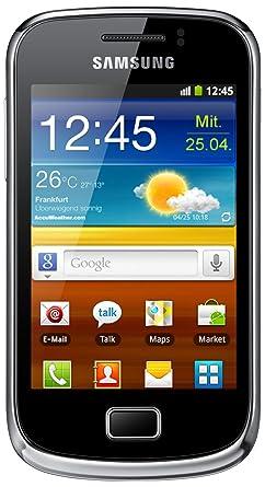 samsung galaxy mini 2 s6500 schwarz amazon co uk electronics rh amazon co uk Samsung Galaxy Discover User Manual Samsung Galaxy Stellar User Manual