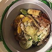 Amazon.com: Food Cycler contenedor de abono para cocina en ...