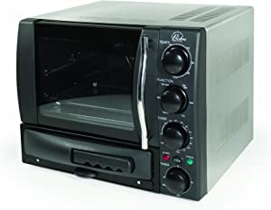 Wolfgang Puck BTOBR0040 Bistro Collection Convection Oven with Pizza Baker