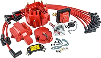 JEGS 40009K High-Performance HEI Ignition Tune-Up Kit on wire separators for 8mm wires, short circuit wires, plugs and wires, spark indicator, spark plugs location diagram, spark plugs 2003 dakota, gas grill ignitor wires, spark plugs for dodge hemi, coil wires, spark plugs on, ignition wires, spark plugs awsf 32pp, spark plugs brands, spark screen, spark up meaning, spark plugs for toyota corolla, spark plugs replacement, spark pug, spark plugs 2006 pacifica, spark ignition,
