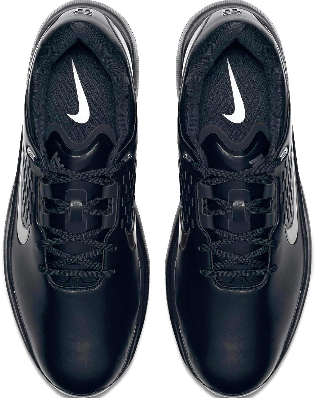 Amazon.com: Nike Air Zoom TW71 Golf Shoes 2019 Black Medium ...