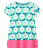 Amazon Price History for:Fiream Girls Summer Short Sleeves Cotton Casual Dress