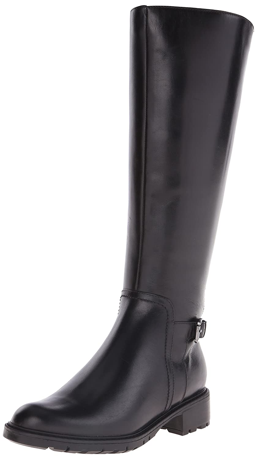 Blondo Women's Vassa Waterproof Riding Boot B01015NIP2 10 W US|Black