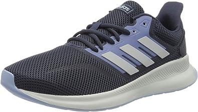 adidas RUNFALCON, Zapatillas de Running para Hombre, Multicolor (Trace Blue F17/Blue Tint S18/Glow Blue Ee8156), 42 EU: Amazon.es: Zapatos y complementos