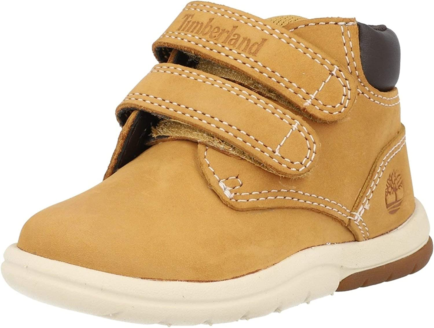 mostrar evaporación Aparte  Timberland Unisex Babies' Toddle Tracks Hook and Loop (Toddler) Ankle Boots:  Amazon.co.uk: Shoes & Bags