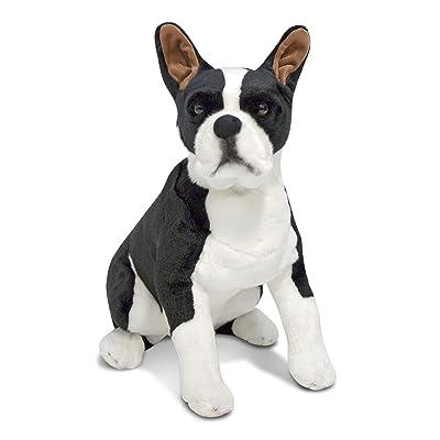 Melissa & Doug Boston Terrier: Melissa & Doug, , 4855: Toys & Games
