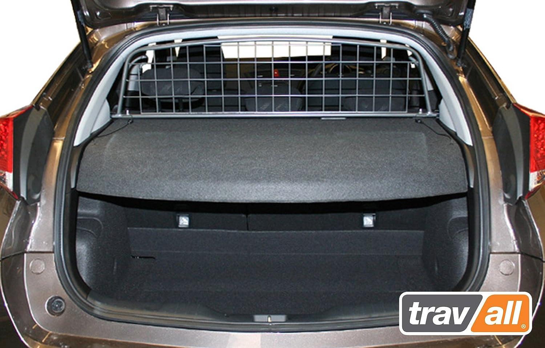 Travall® Guard Hundegitter TDG1366 – Maßgeschneidertes Trenngitter in Original Qualität
