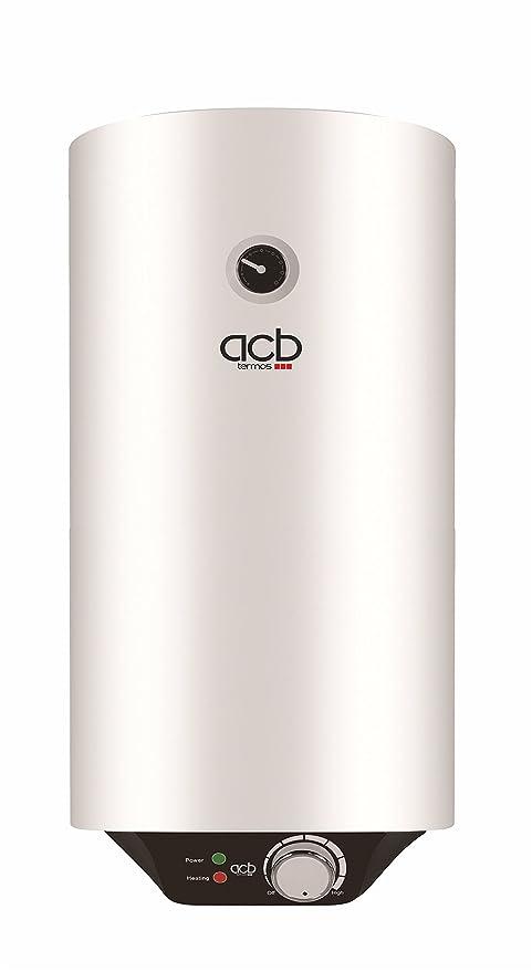 Termo de agua eléctrico 100 litros vertical ACB Europe