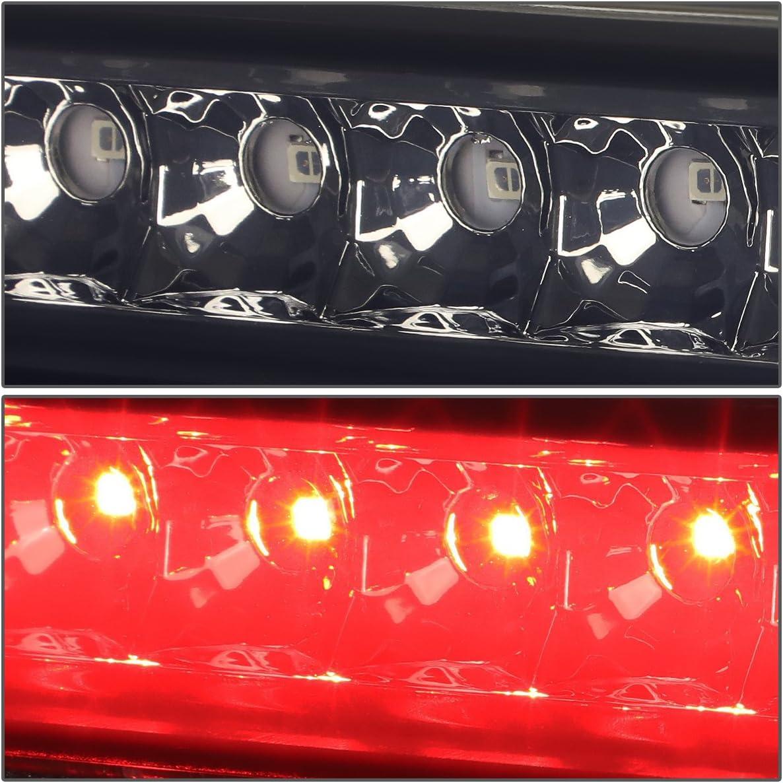LED Third Brake Light,Red DNA motoring 3BL-FJC06-LED-RD