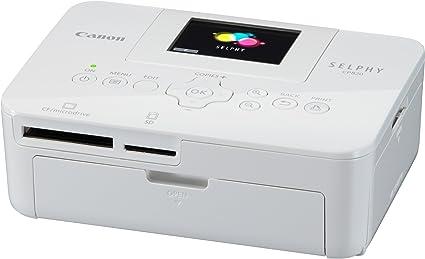 Canon Selphy Cp820 Mobiler Fotodrucker 2 7 Zoll Weiß Kamera