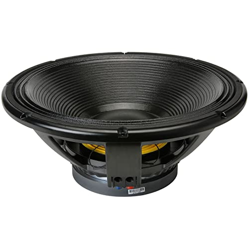 RCF L18P400 Professional Car and DJ Low-Frequency 18-Inch Transducer
