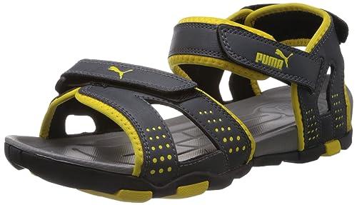 2599518995c2 Puma Men s Marcus Grey Athletic   Outdoor Sandals - 8 UK India (42 ...
