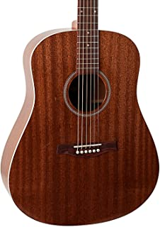 Godin 6 String Acoustic-Electric Guitar Right Handed, Semi-Gloss Natural 38916