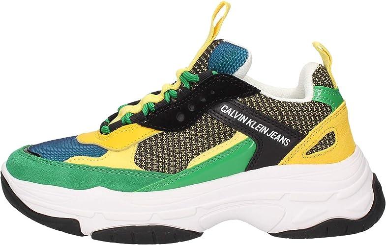 calvin klein maya sneakers