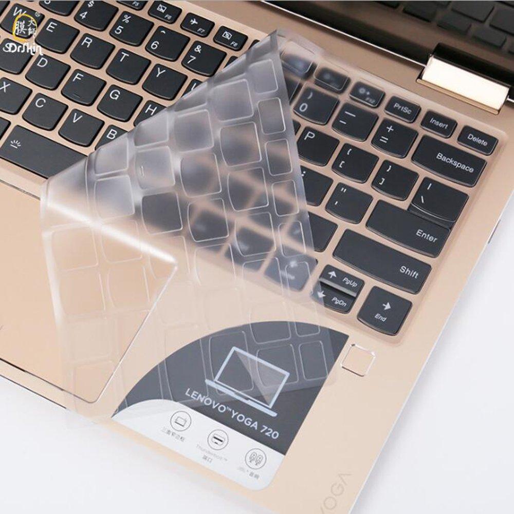Lenovo Yoga 920 13.9 Keyboard Cover Transparent Lenovo Yoga C930 13.9 Keyboard Cover TopACE Ultra Thin Clear Keyboard Skin Protector for Lenovo Yoga 920 13.9 // Yoga C930 13.9 // Yoga Pro 6