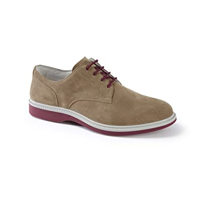 Craghoppers Mens Lucca Shoes (8 US) (Taupe)