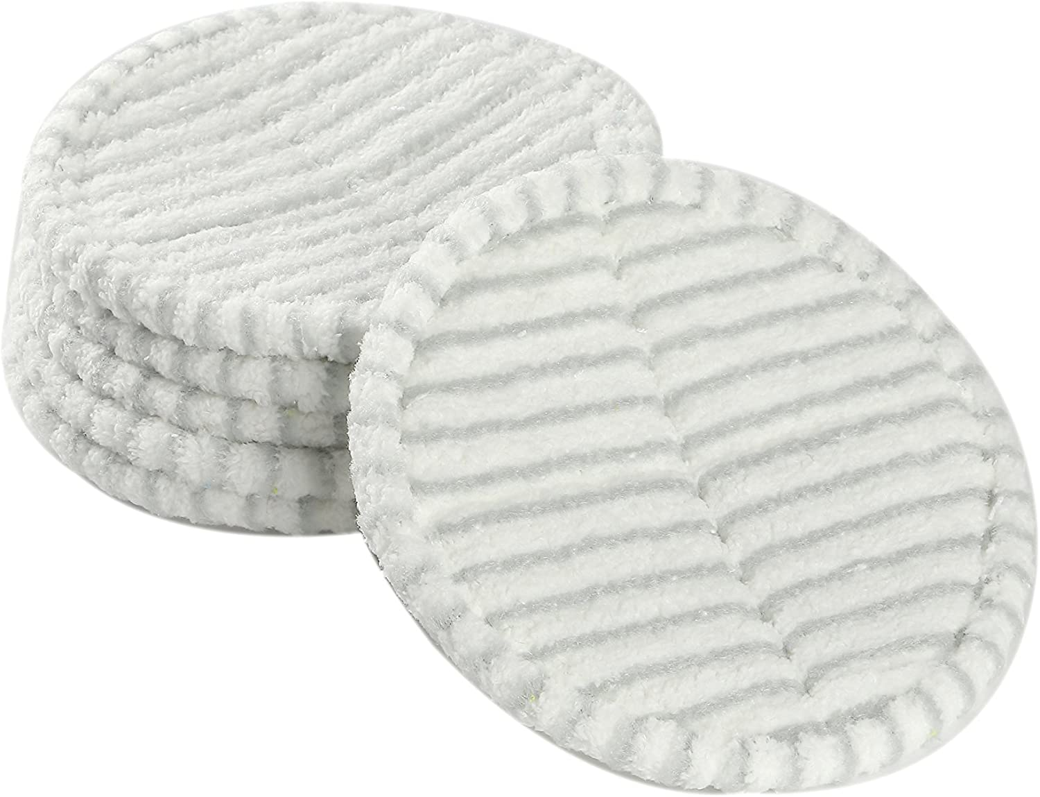 LTWHOME 7.8 Inch Soft Mop Pads Fit for Bissell Spinwave 2039 Series 2039A 2124 Pack of 12