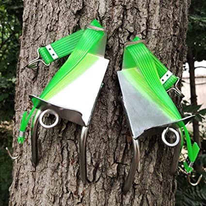 HoneybeeLY - 1 par de Clavos para Escalar árboles ...