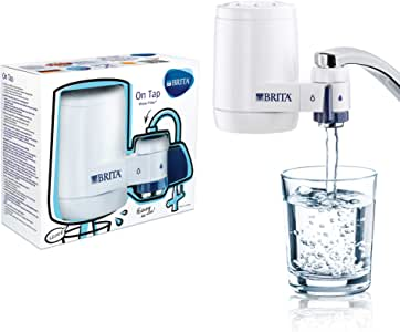 Brita On Tap Water Filtration Filter System Home Office Kitchen Taps Easy to Install - 1,200L