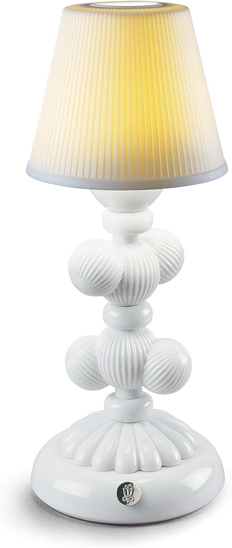 LLADRÓ Lámpara De Mesa Firefly Cactus. Blanco. Lámpara de Porcelana.: Amazon.es: Juguetes y juegos