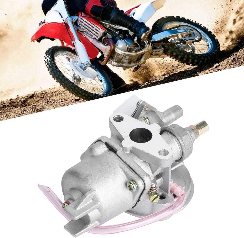 13 mm Motorvergaser kompatibel mit 43cc//49cc Mini PIT Dirt Pocket Bike Mini Quad ATV Tasche R. Vergaser