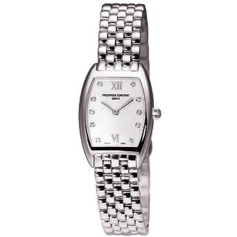 Frédérique Constant Art Deco Ladies Watch ref: FC-200MPWD1T26B, NEW! MSRP $1,595