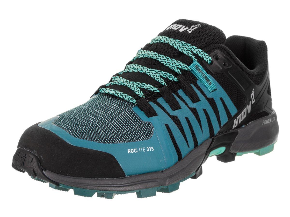 Inov-8 Women Roclite 315 Trail Running Shoes B077BMK9TC 11|TEAL/BLACK