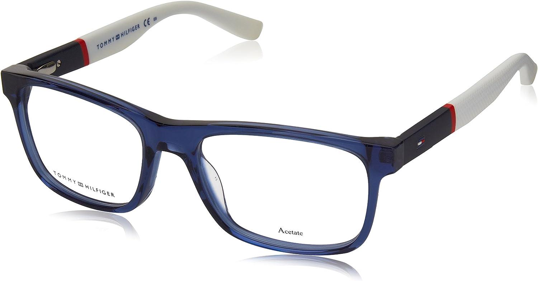 Tommy Hilfiger TH 1282 FMW 52 Gafas de sol, Azul (Blue Red White), Hombre: Amazon.es: Ropa y accesorios