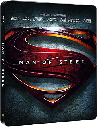 Man of Steel [Francia] [Blu-ray]