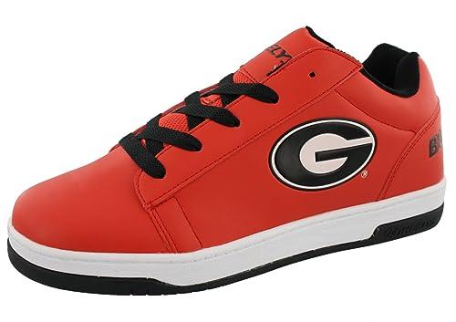 ace642f6887a0 Amazon.com | Heelys 770469 Straightup2.0 GA Casual Shoe, Red/Black ...