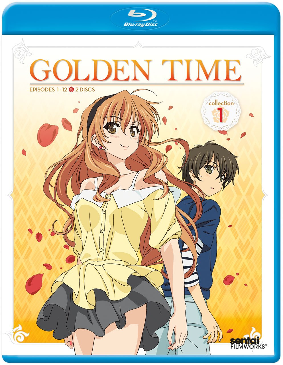 Amazon com golden time collection 1 blu ray ai kayano chiaki kon movies tv