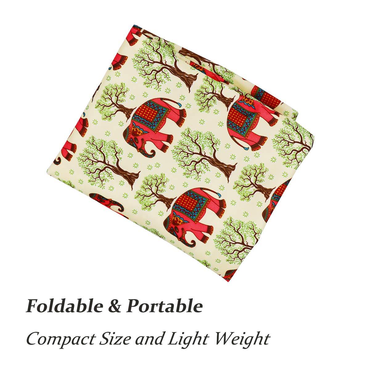Piscina 3 PCS Impermeable Reutilizable Lavable Bolsa Organizador de Maquillaje Gym con 2 Cremallera para Mam/á y Beb/é Playa Bolsa de Pa/ñales Viajes ViVidLife Wetbag