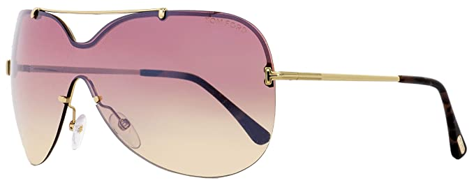 fd34bfafc7 Image Unavailable. Image not available for. Color  Tom Ford TF 0519 Ondria  sunglasses ...