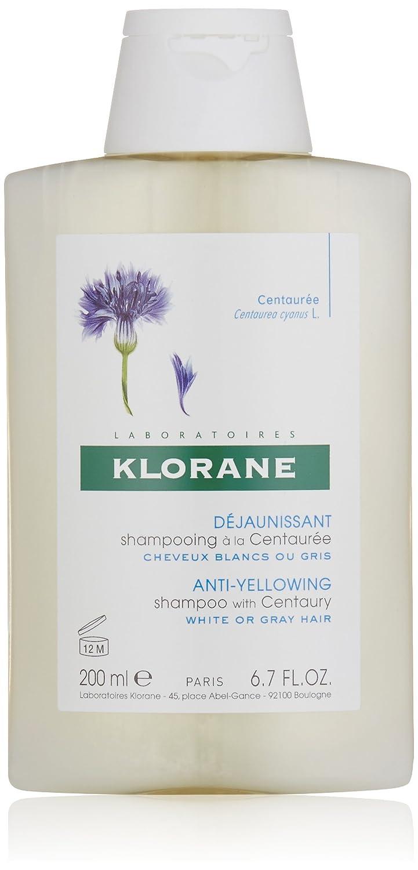 Klorane Shampoo with Centaury  Amazon.it  Bellezza 0002b4d20e8f