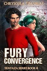 Fury Convergence (Senyaza Series) Paperback